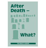 After Death - What?